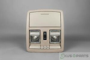 05 10 Grand Cherokee Charger Magnum 300 Overhead Console Homelink Sunroof Switch
