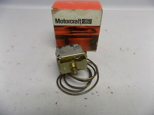 New Oem 1974 1975 1976 Ford Mustang Ii Ac Evaporator Thermostat D4zz 19618 b