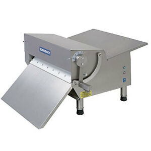 Somerset Cdr 500f Fondant Dough Sheeter 1 2 Hp 20 Synthetic Rollers 500 60