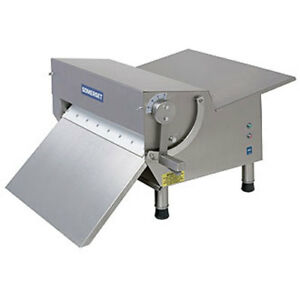 Somerset Cdr 600f Fondant Dough Sheeter 3 4 Hp 30 Synthetic Rollers 500 60