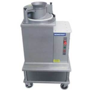 Somerset Sdr 400t Dough Rounder 7 200 Pieces Per Hour With Table