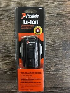 Paslode 902654 Cordless Lithium Ion Rechargeable Battery 7 4v New Sealed E2011