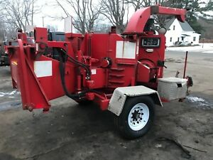 2006 Bandit 200 Brush Chipper 12 Inch Cat Diesel