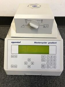 Eppendorf 5331 Mastercycler Gradient With 96 Well Thermal Cycler Pcr Unit