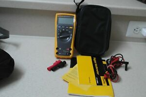 Fluke 77 Iv Digital Multimeter Excellent Condition free Shipping