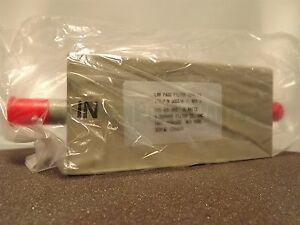 Mfc Itt Microwave Filter Co Tx Uhf 225 400mhz 15w 2246 11 505516 11 Low Pass Nos