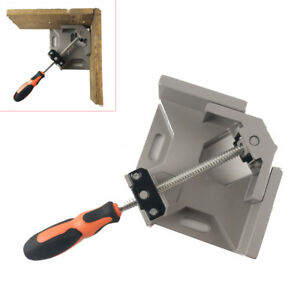 Fast Clip Corner Clamp For Wood Metal Right Angle 90 Weld Welding Woodworking