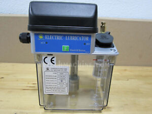 Chen Ying Lubrication Pump Cesp 2l 220v