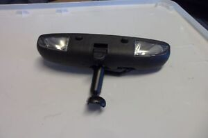 99 00 01 02 03 04 Ford Mustang Convertible Lighted Rear View Mirror