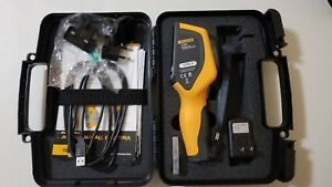 New Other Fluke Vt04 Visual Ir Thermometer W Hard Case Tp 239339