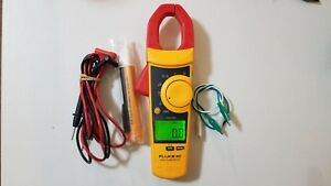 Used Fluke 902 True Rms Hvac Clamp Meter Great Working Condition Tp 239341