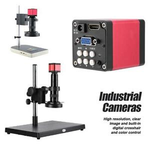 Kp 200d 1080p Vga Hdmi Industrial Digital Microscope Camera For Soldering Repair