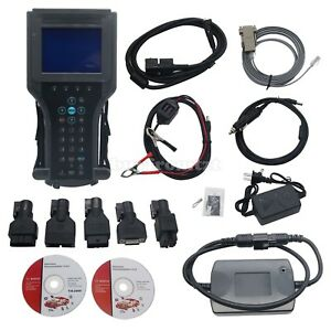 Gm Tech2 Diagnostic Scanner For Gm for Saab for Isuzu Add 32 Mb Card Tzt