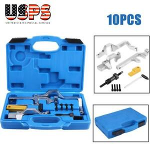 10pc For Bmw N12 N14 Mini Cooper Engine Camshaft Alignment Timing Tool Set Us