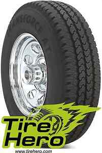 Lt265 70r17 Firestone Transforce A T 121q Bl E 10 Ply New Set Of 4