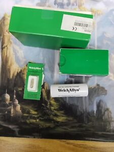 Welch Allyn 3 5v Standard Otoscope Replacement Battery Bulb 25020 25020a New
