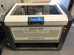 Epilog Laser Engraver 36ext 120 Watts Happy Holidays