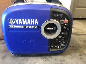 Yamaha Ef 2000is Inverter Generator