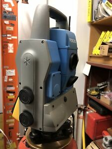 Spectra Precision Focus 10 Total Station With Ranger 500x