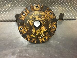 1 Massey Harris 22 23 Tractor Mh Rear Axle 7 Lug Hub W Wedge 6336a