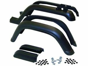 Front And Rear Fender Flares For 1987 1995 Jeep Wrangler 1993 1988 1989 X216sc