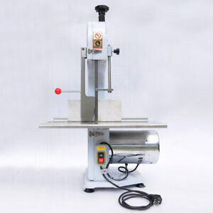 Glf Professional Meat Band Saw Cutter Commercial Butcher Bandsaw Stainless Steel