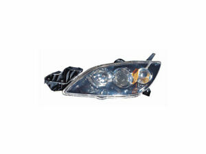 Left Driver Side Headlight Assembly For 2004 2009 Mazda 3 2008 2006 J495qy