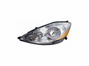 Left Driver Side Headlight Assembly For 2006 2010 Toyota Sienna 2008 D996td