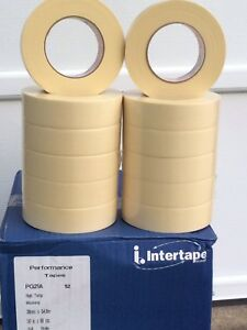 Automotive Masking Tape Ipg 777 High Temp 11 2 X 60 Yards Beige 24 Rolls