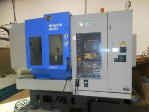 2000 Hitachi Seiki Vs50 Cnc Vertical Machining Center