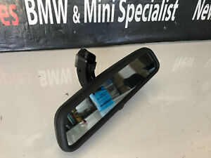 Bmw Rear View Mirror Home Link E46 325ci 330ci Coupe Convertible 00 01 02 03 04