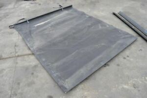 2002 Toyota Tundra Pickup Bed Cover Cargo Agri cover