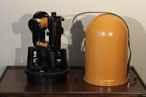 Vintage Fuji koh Sunray Surveyor Transit Level Engineer s