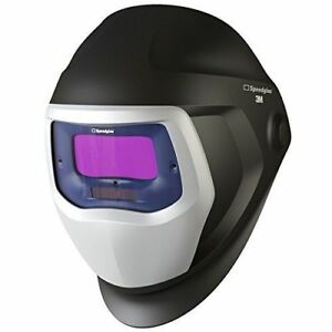 Newest 3m Speedglas 9100v Auto darkening Black Welding Serviceable Helmet 5 8 13