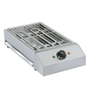 Vic 220v Outdoor Charbroiler Electric Barbecue Oven Smokeless Bbq Grill Machine