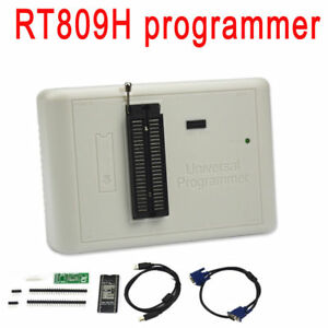 2018 Original Rt809h Bga Emmc nand Flash Programmer Adapters With Cabels Rt809h