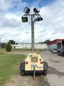 Ingersoll Rand Doosan Light Tower Ls 60hz t4f