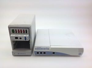 Ge Solar 8000i With Tram rac 4a 451n Module Patient Monitoring System