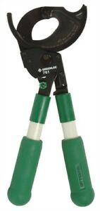 Greenlee 761 Two hand Ratchet Cable Cutter