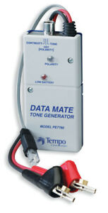 Greenlee Pe7780 Data Mate Precision Tracing Tone Generator