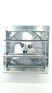 Iliving 12 Inch Variable Speed Shutter Exhaust Fan Wall mounted 12 bb3