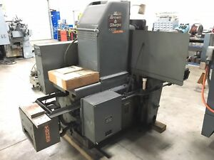 Brown And Sharpe Micromaster Grinder 10 x 24 Good Working Condition
