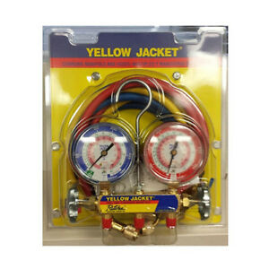 Yellow Jacket 42201 Manifold R22 404a 410a