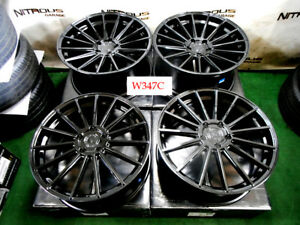 22 Road Force Rf15 Concave Bentley Continental Gt Flying Spur Wheels W347c
