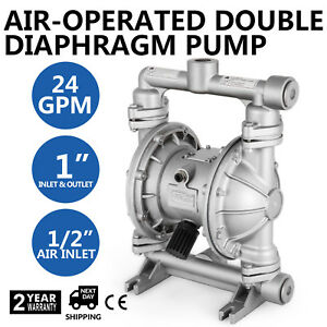 Air operated Double Diaphragm Pump Petroleum Fluids Air operated 69 M 226 38 Ft