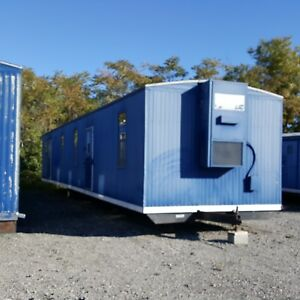 Used 1260 Mobile Office Trailer Serial 58009