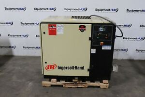 Ingersoll Rand Up6 30 125 30 Hp 125 Psi Rotary Screw Air Compressor