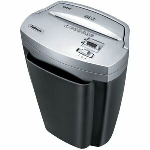 New Ib Fellowes Powershred W11c 11 Sheet Cross cut Paper credit Card Shredder