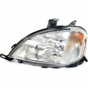 New Depo Headlight For 1998 2001 Mercedes benz Ml320 Driver Side 1638204161