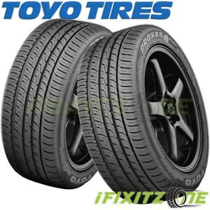 2 Toyo Proxes 4 Plus 215 45r17 91w Ultra High Performance All Season Tires